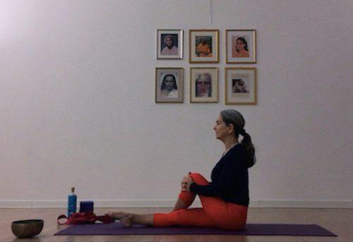 Pratica Yogah Therapy con Gabriella il 24 settembre alle 18!
