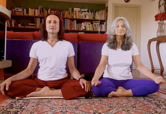 Canto, Yoga Nidra e Meditazione